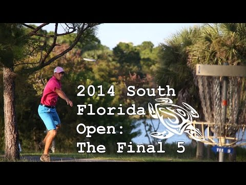 2014 South Florida Open: The Final 5 (Dollar, Lincoln, McCray, Longerbone, Heimburg, Bubis)