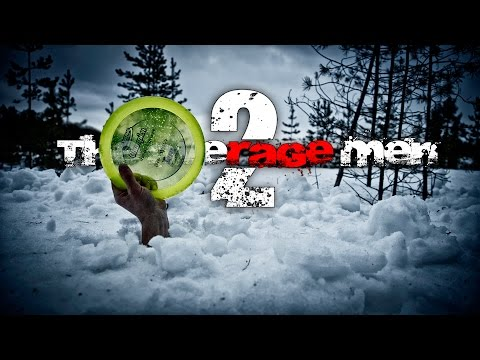 The Average Men II - Epic Winter Disc Golf