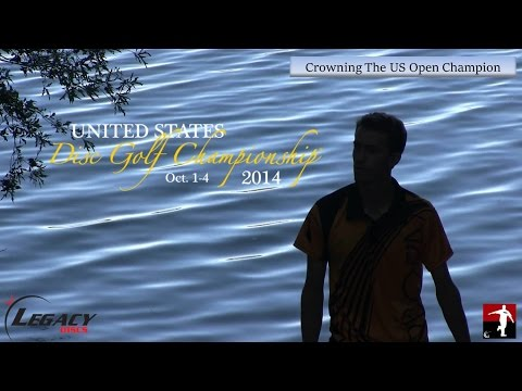 The Disc Golf Guy - Vlog #246 - Crowning Our 2014 United States Disc Golf Champion