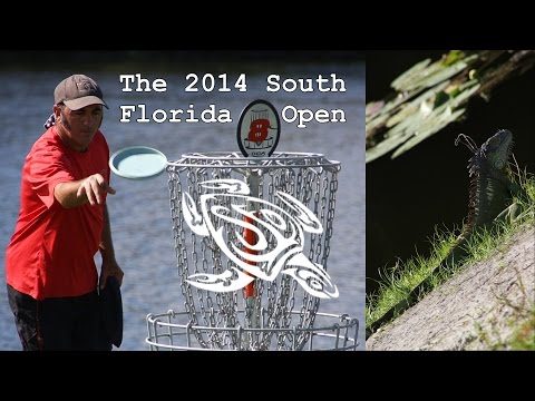 2014 South Florida Open: Round 2 (Dollar, Jervis, McCray, Longerbone, Heimburg)