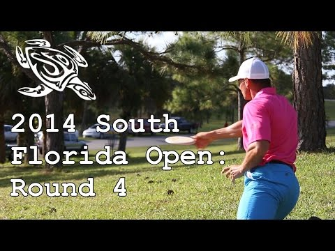 2014 South Florida Open: Round 4 (McCray, Dollar, Lincoln, Bubis, Forehand)